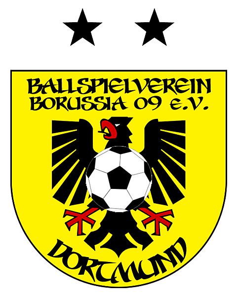 Borrusia Dortmund Crest