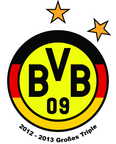 BVB Treble\'s Crest