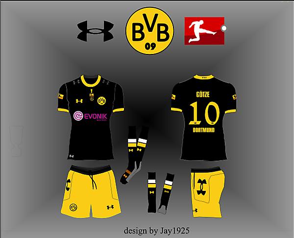 Borussia Dortmund Away
