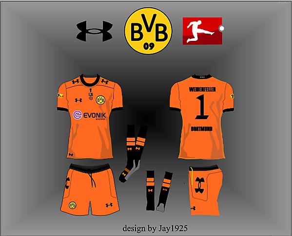 Borussia Dortmund Goalkeeper