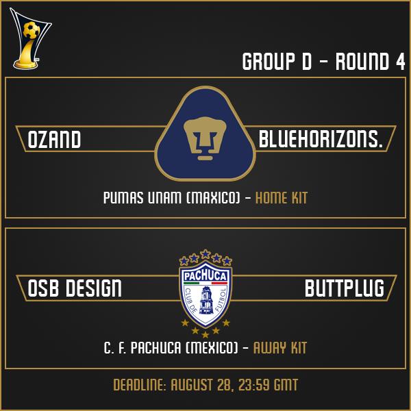 Group D - Week 4 Matches