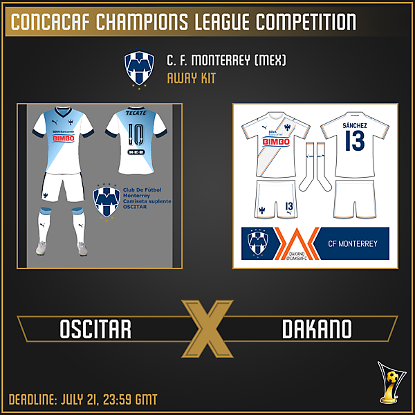 [VOTING] Group A - Week 1 - oscitar vs. Dakano
