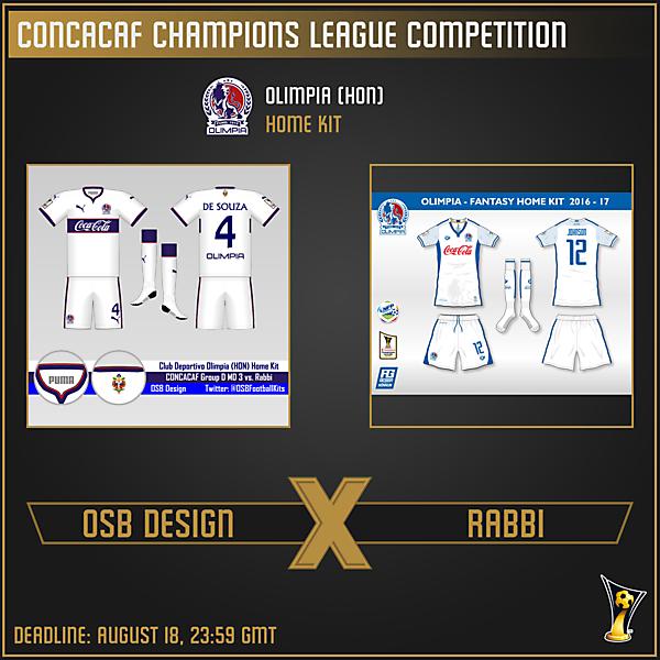 [VOTING] Group D - Week 3 - OSB Design vs. Rabbi