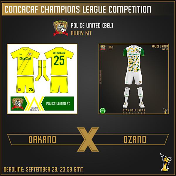 [VOTING] Quarterfinals - Dakano v. Ozand
