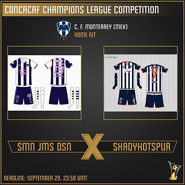 [VOTING] Quarterfinals - Smn Jms Dsn v. shadyhotspur