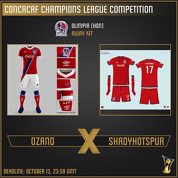 [VOTING] Semifinals - Ozand vs. Shadyhotspur