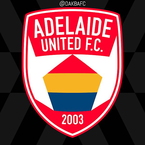 Adelaide United Crest