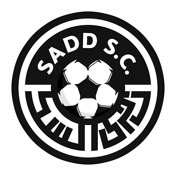 Al-Sadd SC   Crest Redesign (v2)
