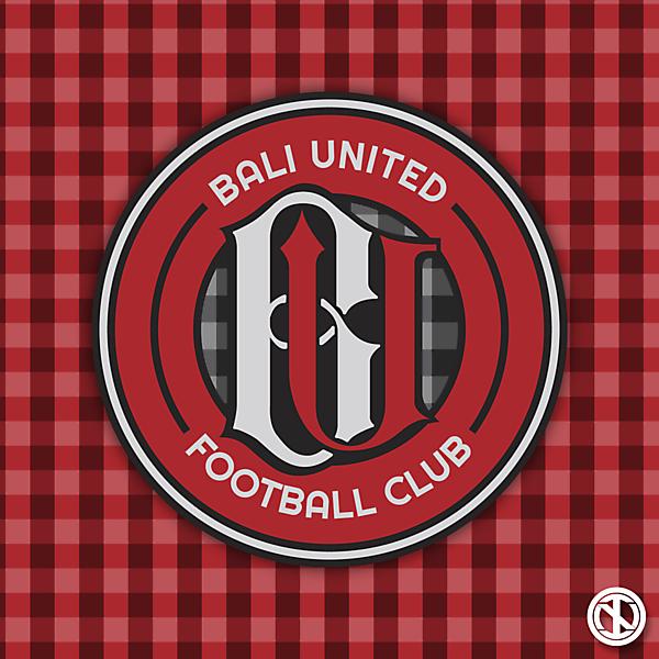 Bali United | Crest Redesign Concept