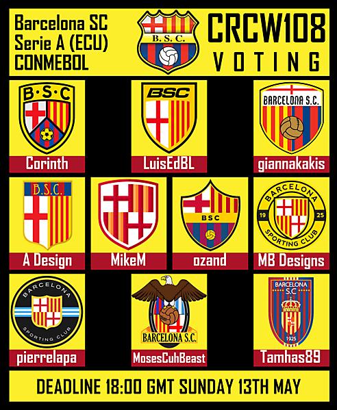 CRCW108 - VOTING