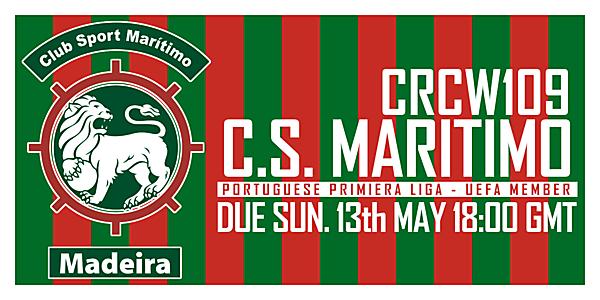 CRCW109 - C.S. MARÍTIMO