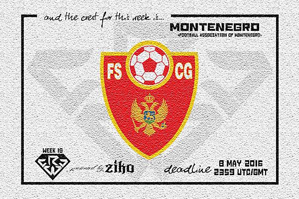 CRCW - WEEK 18: Montenegro (FSCG)