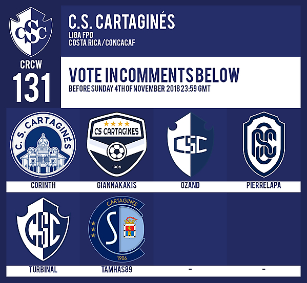 CRCW 131 | VOTING