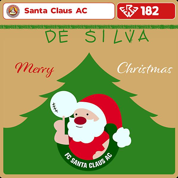 FC SANTA CLAUS AC  - DE SILVA