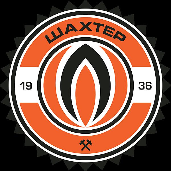 FC Shakhtar Donetsk Redesign