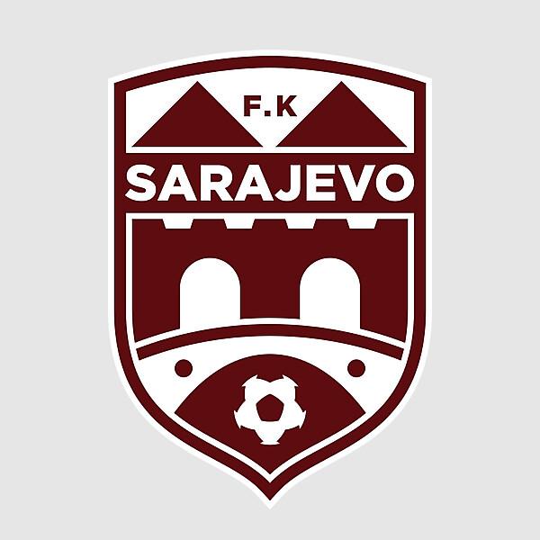 FK Sarajevo crest