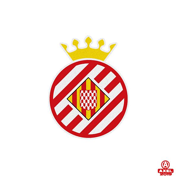Girona FC - crest redesign