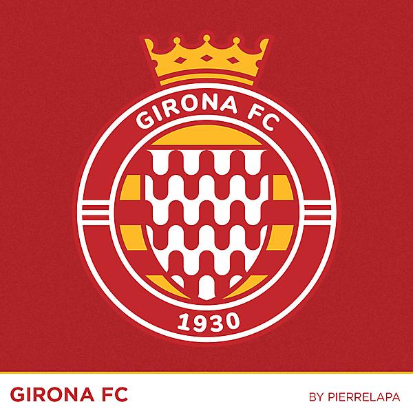 Girona FC - redesign