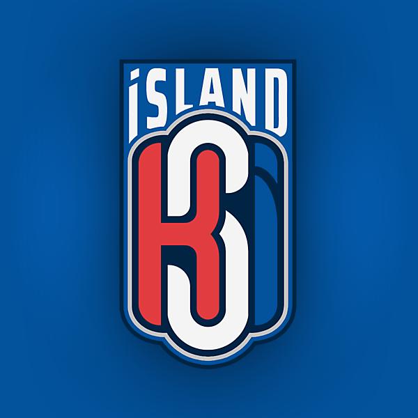 Iceland Crest Redesign