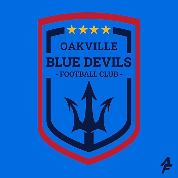 Oakville Blue Devils FC