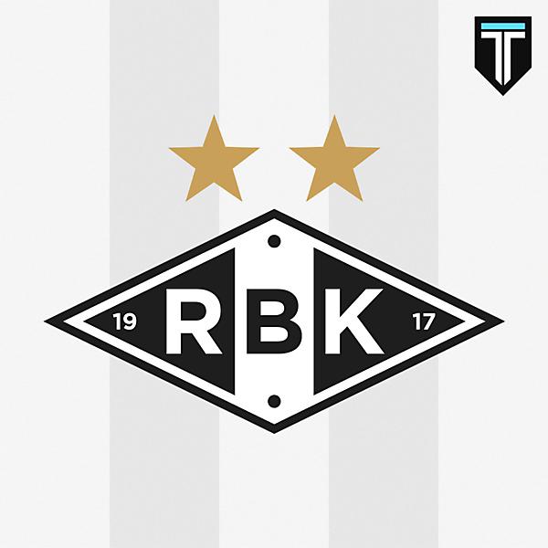 Rosenborg BK - Crest Rerdesign