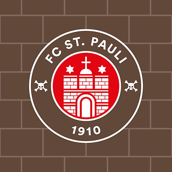 St. Pauli | Crest Redesign Concept