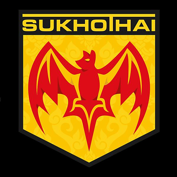 SUKHOTHAI (Description included)