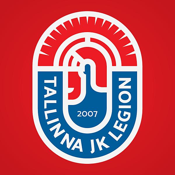 Tallinna JK Legion | Crest Redesign