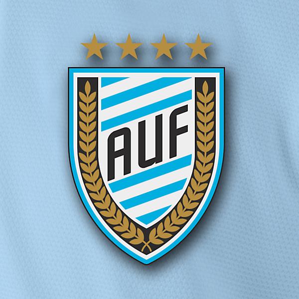 Uruguay Crest Redesign