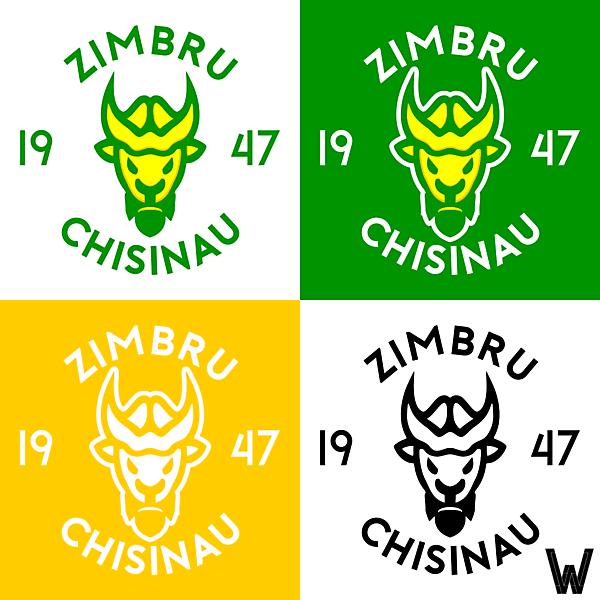 Zimbru Chisinau Redesign