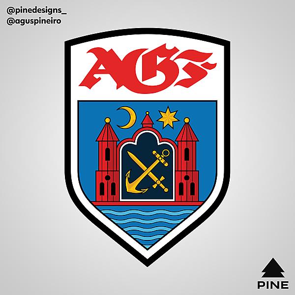 Aarhus GF Logo Redesign