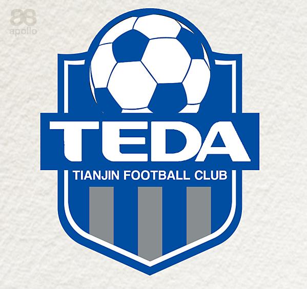 tianjin teda logo