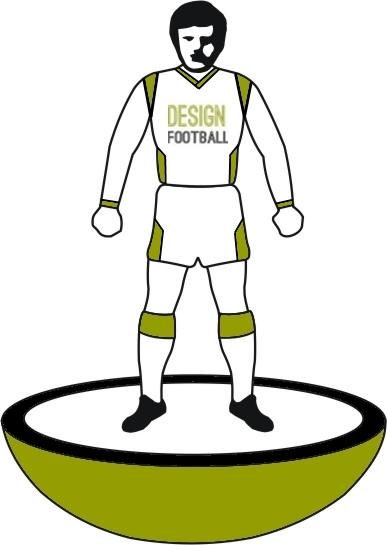 DesignFootball Away Kit for TFA