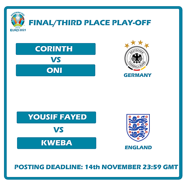 Final/Third Place Play-off