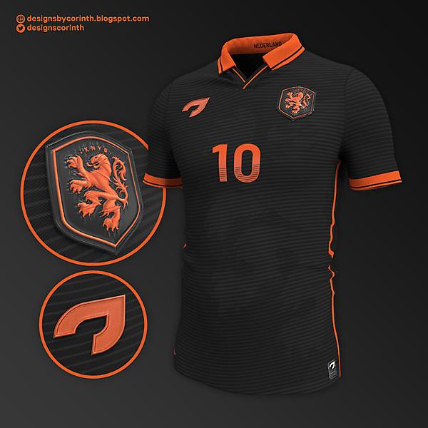 Netherlands   Away Shirt