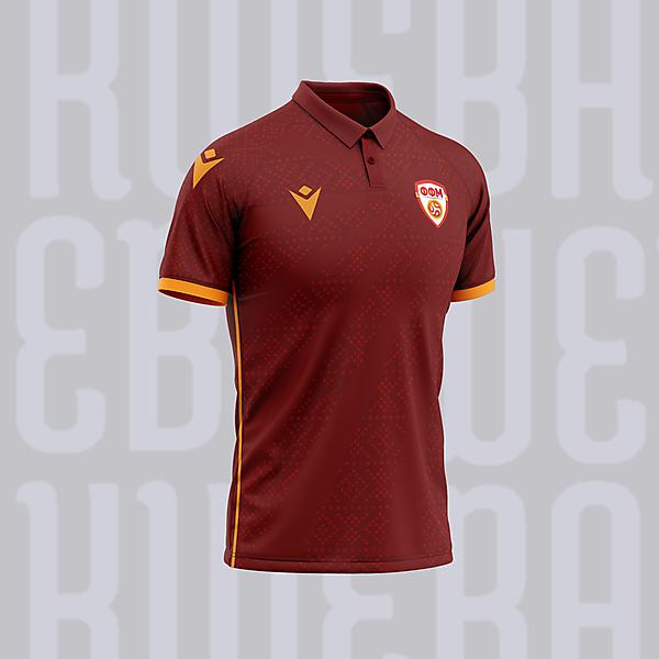North Macedonia - Home kit