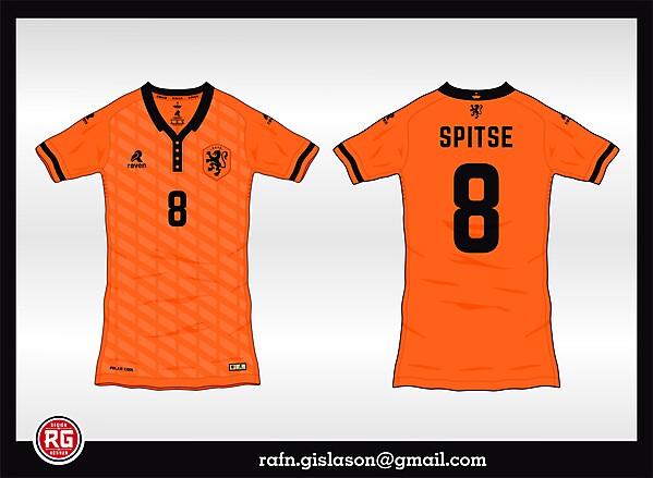 NETHERLANDS KNVB