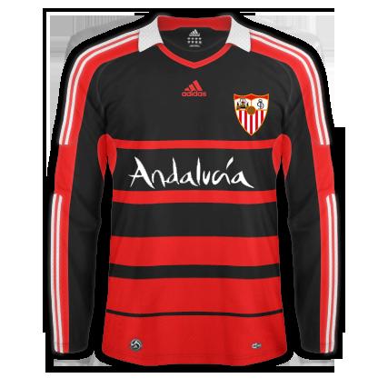 Sevilla European Kit