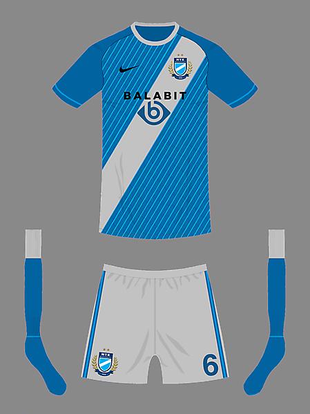 MTK Budapest away kit