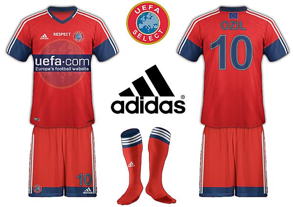 UEFA SELECT KIT 3 (with sponsor)