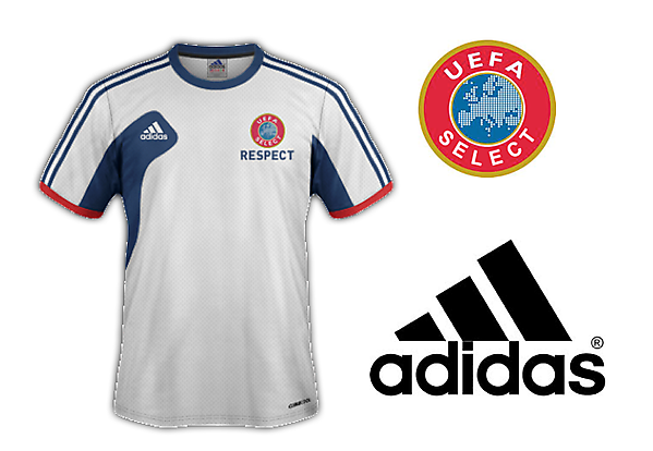 UEFA SELECT TRAINING KIT