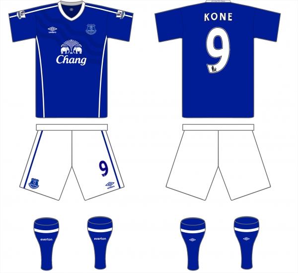 Everton Home