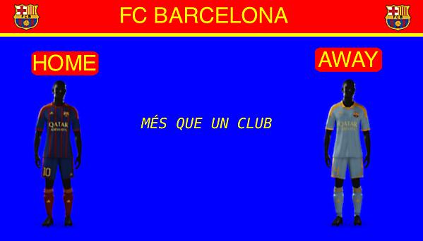 fcb adidas kits