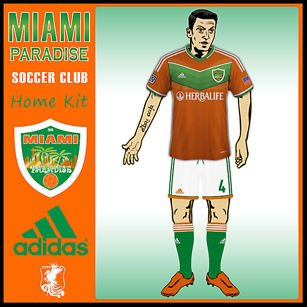 MIAMI Paradise Home Kit 2