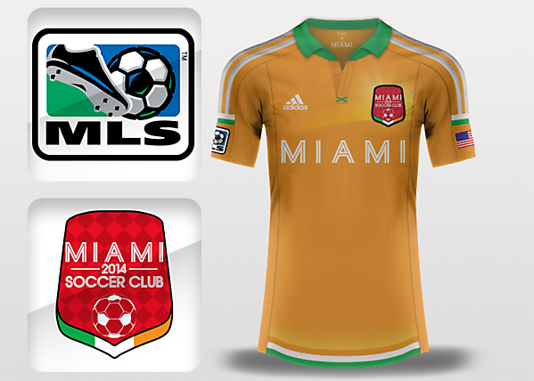 Miami Soccer Club - THIRD