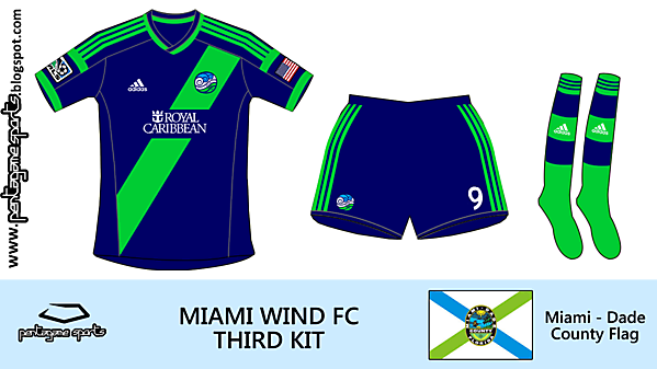 Miami Wind Third