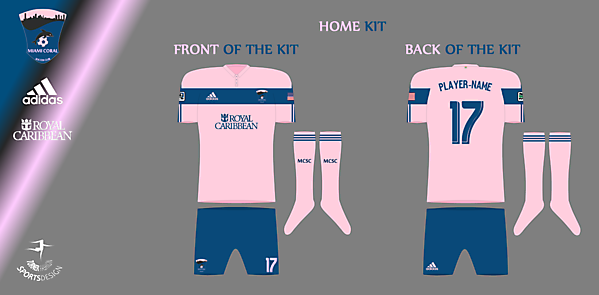 MCFC Home Kit