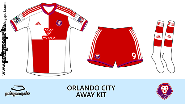 Orlando Away