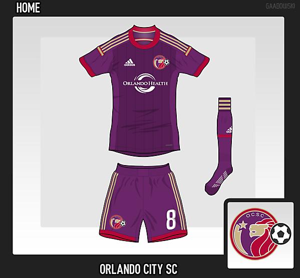 Orlando City Home