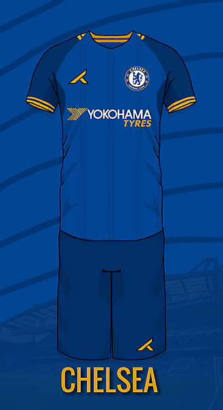 CHELSEA FC (HOME)